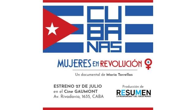 estreno cubanas